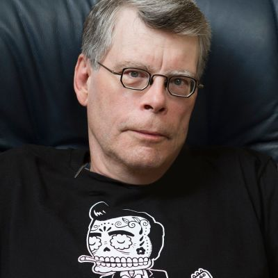 Författaren Stephen King