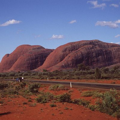 Landskap i Australien