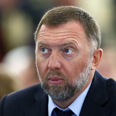 Oligarkki Oleg Deripaska.
