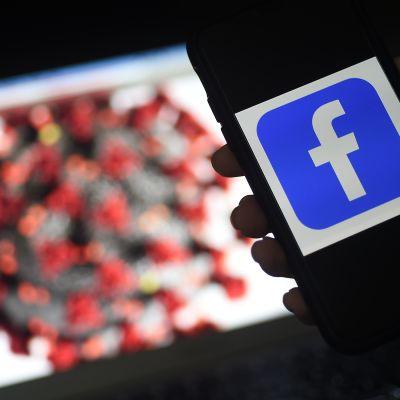 Facebook alkaa poistaa virheellisiä väitteitä koronasta.