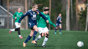 Åland United slog Ekenäs IF i finska cupen.