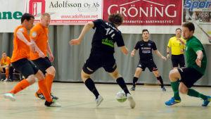 ESC spelar division ligakval mot Sääksjärven Loiske.