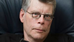 Författaren Stephen King