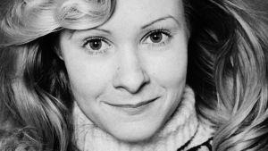 Hannele Kauppinen eli laulaja Taiska valokuvattuna 1970-luvulla.
