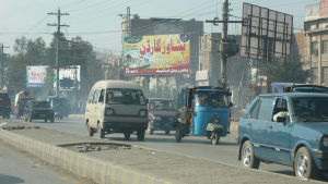 Peshawar, Pakistan, 2008.