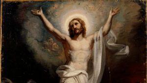 Robert Wilhelm Ekman - Kristuksen ylösnousemus