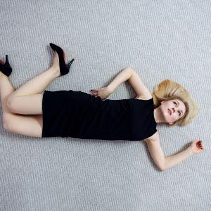 död kvinna