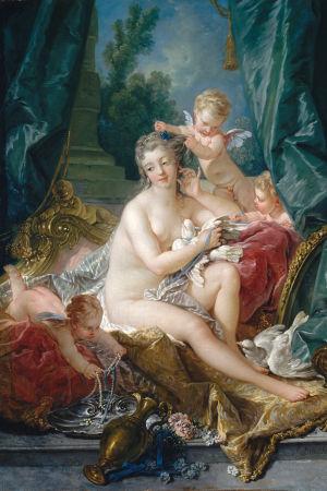 François Boucher, Venus Toalett
