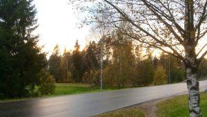 Här planeras ett nytt daghem i Karis.
