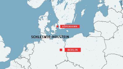 Danska Granskontroller Tysk Oro Over Fri Rorlighet Inom Schengen