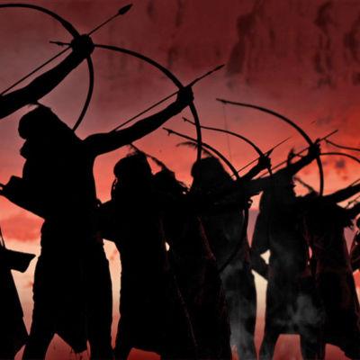 Kushin valtakunta valloitti mahtavan Egyptin ja asetti valtaan omat faraonsa. yle tv1
