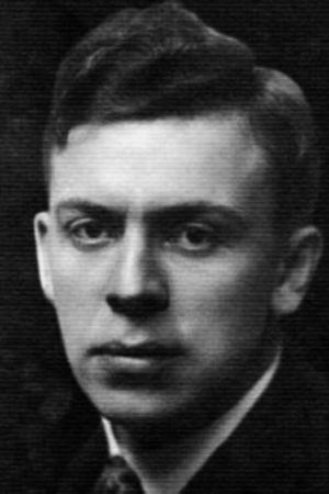 Säveltäjä Ernest Pingoud.