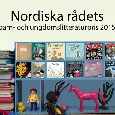 Nordiska rådets barn- och ungdomslitteraturpris 2015