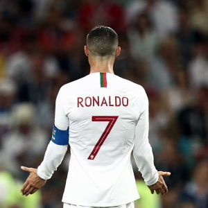 Cristiano Ronaldo tar till stora ord när han kommenterar sin flytt från Real Madrid till Juventus.