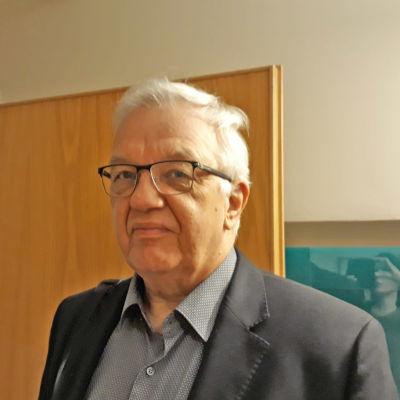 Kittilän entinen hallintojohtaja Esa Mäkinen