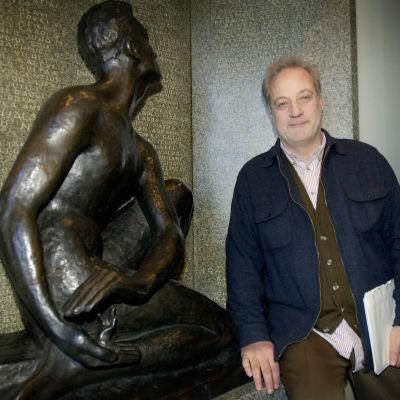 Carolus Enckell i Helsingfors 2001