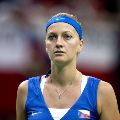 Petra Kvitova saavutti Riossa olympiapronssia.