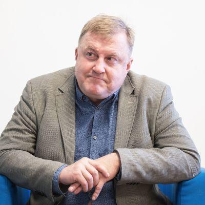 Viron kansallisoopperan johtaja Aivar Mäe.