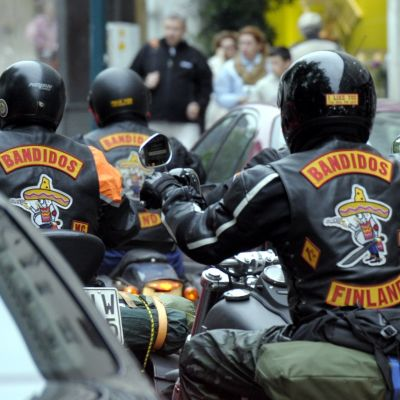 Bandidos i Helsingfors den 13 juni 2011.