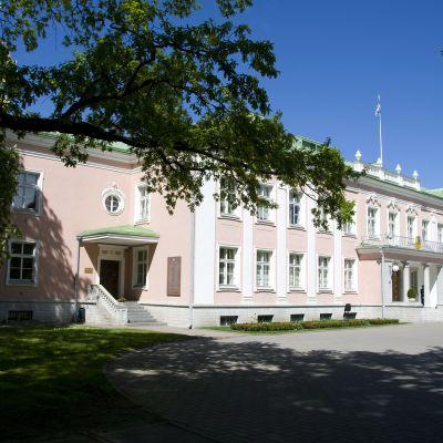 Presidentinlinna Tallinnassa.