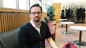 Ferdinand Garoff, psykolog, centret för tortyroffer