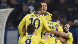 Chelsea vann klart