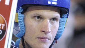 Lauri Asikainen har tagit världscuppoäng i de båda tävlingarna den här säsongen.