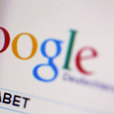 Google Alphabet.