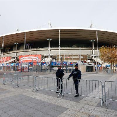 Stade de France marraskuussa 2015.