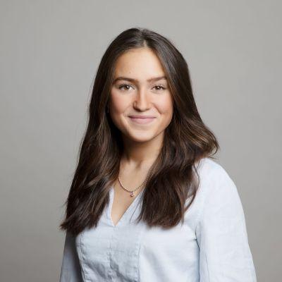 Helsinkiläinen Ingrid Enckell on Suomen Lucia 2020.
