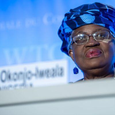 Ngozi Okonjo-Iweala on toiminut kahdesti Nigerian talousministerinä.