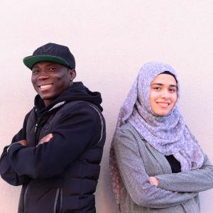 Årets flyktingar 2019 är unga vuxna som på kort tid integrerat sig i det finländska samhället.