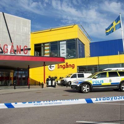 Västeråsin Ikea Ruotsissa 10. elokuuta.