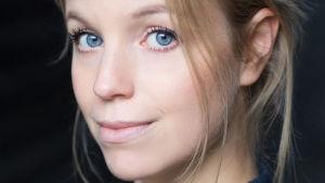 Mira Ormala, sångare och skådespelare.