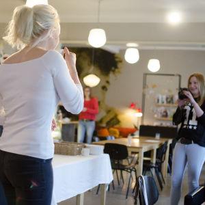 Bloggträff i Jakobstad.