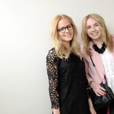 Michelle och Jannike gjorde slag i saken och öppnar snart den nya bloggportalen Autre.
