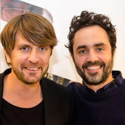 Ruben Östlund och Erik Hemmendorff