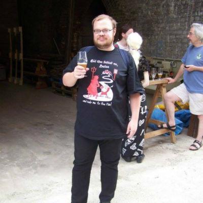 Patrik Willförs har smakat på tusentals ölsorter