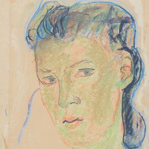 Charlotte Salomon: Selbstporträt / Self-portrait (1939-1941)