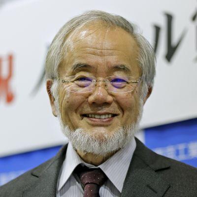 Yoshinori Ohsumi.