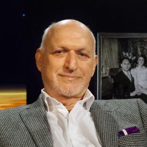 Gideon Bolotowsky, hedersordförande för Helsingfors judiska församling.