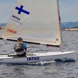 Oskari Muhonen i U23-VM i Finnjolle.