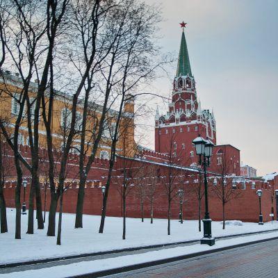 Moskovan Kreml.