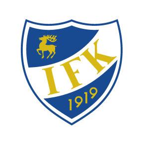 IFK Mariehamns klubbmärke.