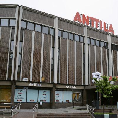 Anttila tavaratalo Keravalla.