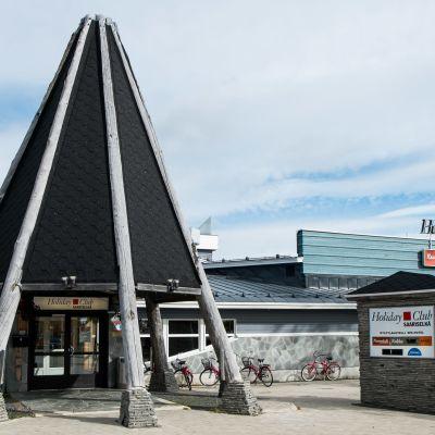 Holiday Club Saariselän kylpylähotelli.