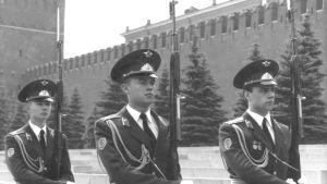 Vahdinvaihto Kremlissä