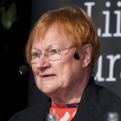 Traja Halonen.
