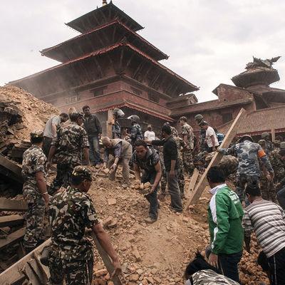 Katmandu.