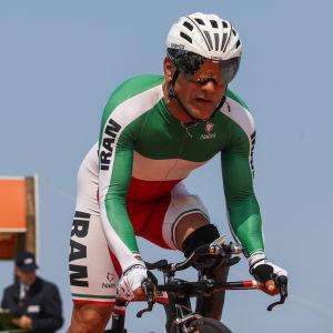 Bahman Golbarnezhad, Rio 2016.
